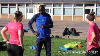 Football (R1): ancien du LOSC, Benoît Angbwa nouveau coach de Grande-Synthe, Mai s'en va - La Voix du Nord