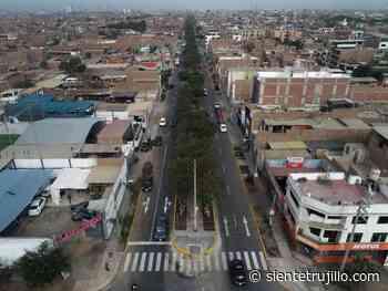 Trujillo: MPT entrega obra de mejora de avenida Ricardo Palma - Siente Trujillo