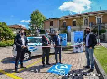 Carugate, mobilità sostenibile: installate 7 postazioni per la ricarica dei veicoli elettrici - Fuoridalcomune.it