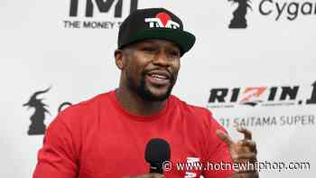 Floyd Mayweather Claims Kids Won't Become Boxers Because Of Weed - HotNewHipHop