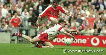 Glory Days... Conor Gormley recalls Tyrone's historic All-Ireland triumph in 2003 - The Irish News