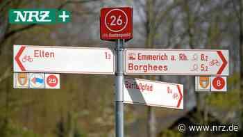 Kreis Kleve: Eine Europaradbahn von Kranenburg bis Emmerich - NRZ