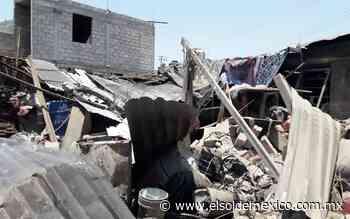 Explosión deja seis heridos en Tlaxcoapan, Hidalgo - El Sol de México