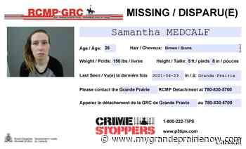 UPDATE: Grande Prairie woman found safe - My Grande Prairie Now