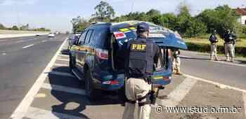 PRF e Brigada Militar prendem criminoso por abigeato em Alegrete - Rádio Studio 87.7 FM