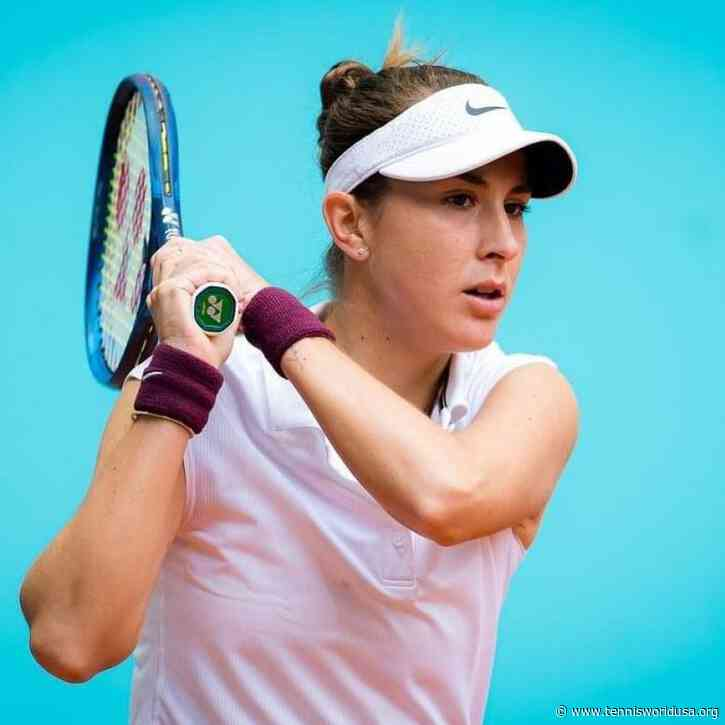 Belinda Bencic holds the key to her comeback game of success