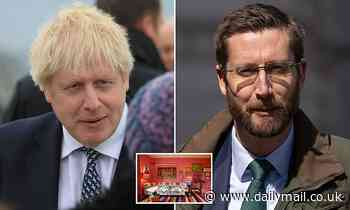 Civil servant leading review into Boris Johnson's flat refurbishment 'found out about plans in news'