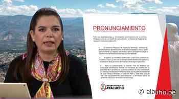 """Indignación en Huanta por vinculación de canción """"Flor de Retama"""" a Sendero - El Búho.pe"""