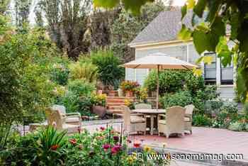 A Gardener's Dream Home in Petaluma - Sonoma Magazine