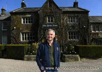 Top gardener heads up new school scheme - Harrogate Advertiser
