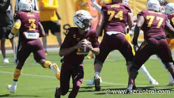 NFL mock draft: ASU football's Jayden Daniels goes to New Orleans Saints in 2022 NFL draft - The Arizona Republic