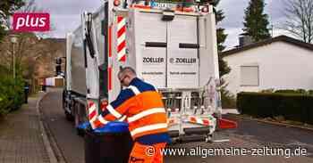 Steigende Müllgebühren im Kreis Bad Kreuznach - Allgemeine Zeitung