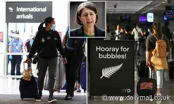 Gladys Berejiklian says NSW is losing $1.5billion a month through Australia's Covid border closure