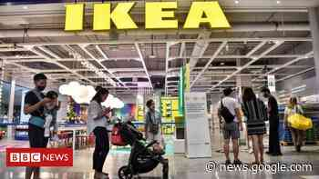 Ikea starts buy-back scheme with promise to tackle waste - BBC News