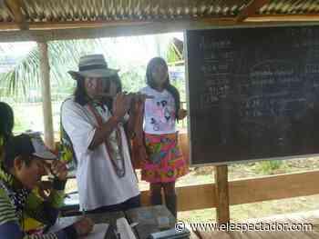 Asesinan a líder ancestral de la comunidad Embera Eyábida en Dabeiba, Antioquia - El Espectador