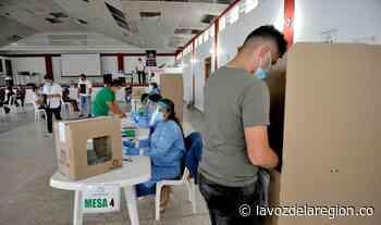 Más de 7.000 personas registradas para votar en El Agrado - Huila