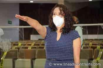 Toma protesta Leticia Valera como integrante de la LXIII Legislatura - Linea de Contraste