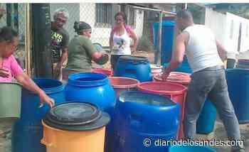Comunidad de Santa Cruz en Valera tiene más de ocho días sin agua - Diario de Los Andes