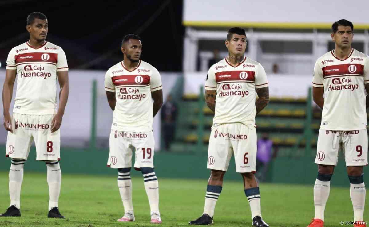Con novedades: el once de Universitario para enfrentar a A. Atlético - Bolavip