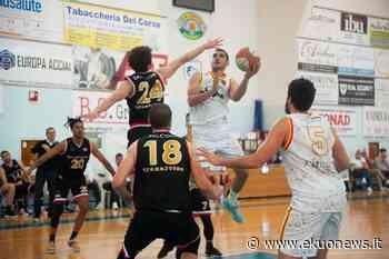 Basket B, la Globo Giulianova cede all'over time alla corazzata Vicenza (90-92) - ekuonews.it