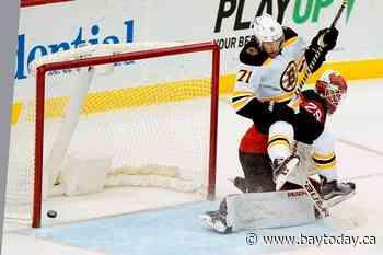 Devils slip past Bruins 4-3 OT win