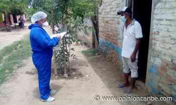 En Remolino buscan establecer cercos epidemiológicos de Covid – 19 - Opinion Caribe