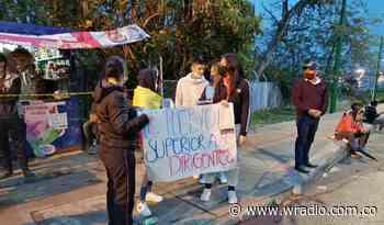 Así fue el comportamiento de manifestantes en Duitama, Sáchica y Sogamoso - W Radio