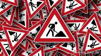 Bauarbeiten Pliezhausen: Ausbau zwischen Gniebel und Dörnach geht in den zweiten Bauabschnitt - SWP