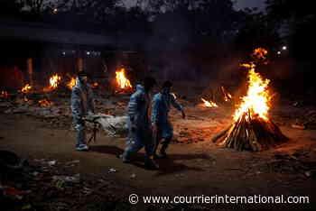 Les lourdes responsabilités de l'État indien dans la débâcle sanitaire - Courrier international