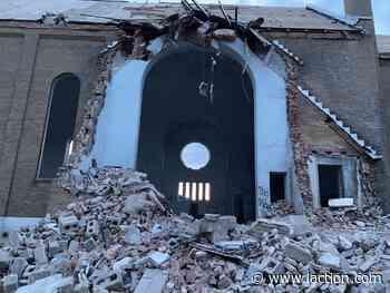 L'église de Notre-Dame-de-Lourdes n'est plus - L'Action