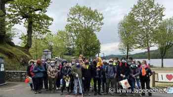 Lourdes : le tour du lac au peigne fin avec les Petits Pédestres - LaDepeche.fr