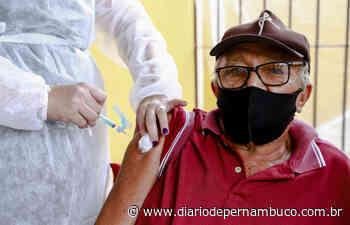 Covid-19: Igarassu inicia vacinação para pessoas com comorbidades - Diário de Pernambuco