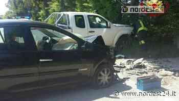 Incidente a Fontanafredda (PN): scontro tra due auto - Nordest24.it