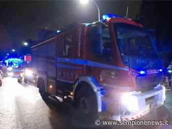 Incendio nella notte ad Inveruno - Sempione News