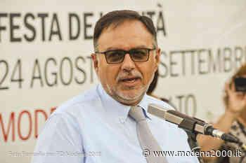"""Tomei: """"Soddisfatto che Silk-faw investa a Reggio. Ora la Campogalliano-Sassuolo diventa fondamentale"""" - Modena 2000"""