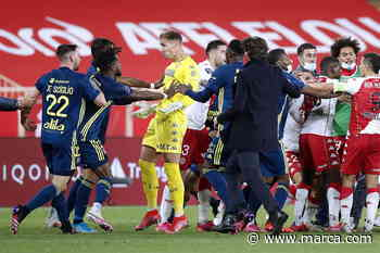 Fights which brought shame on European football - MARCA.com