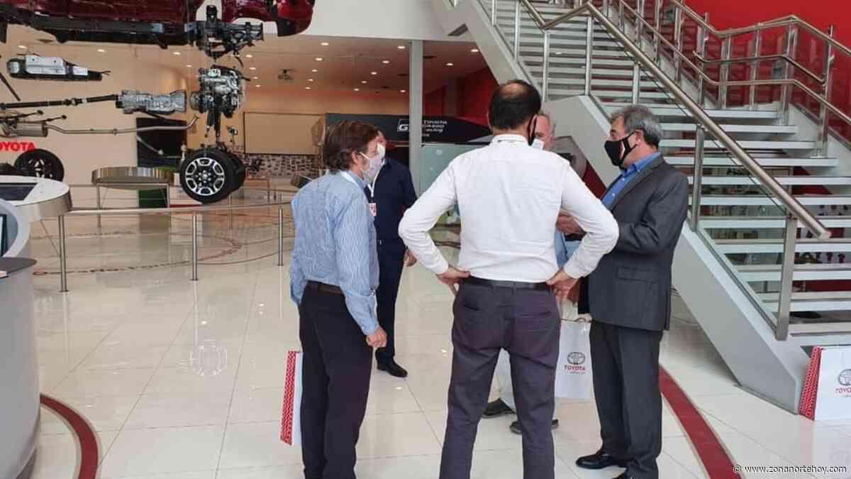 San Miguel compró 39 camionetas para reforzar su sistema de seguridad - zonanortehoy.com