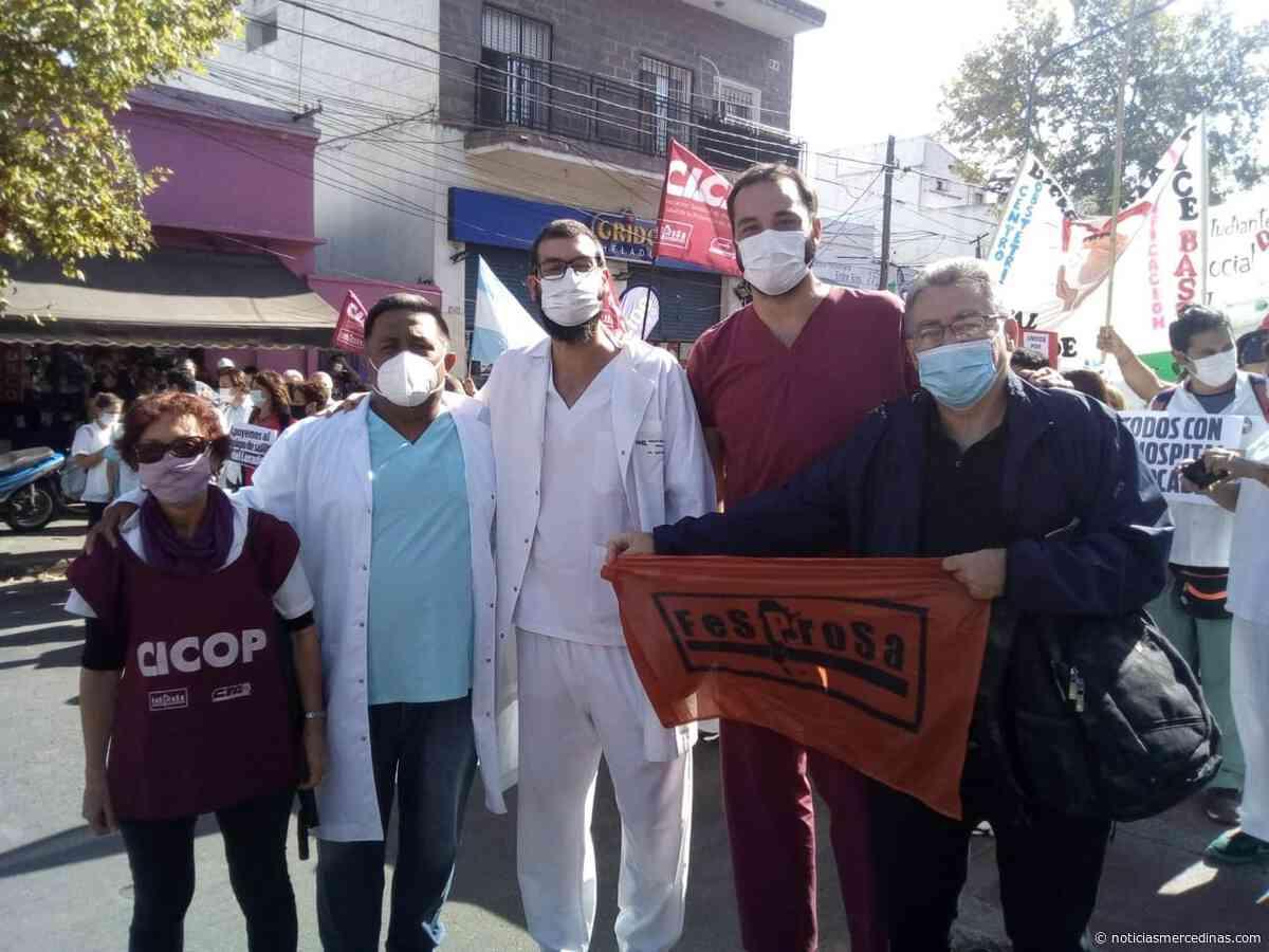 Solidaridad mercedina ante atropellos a profesionales de salud en San Miguel - Noticias Mercedinas