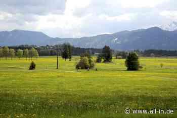 Wettervorhersage: Sonne und Wolken zum Wochenstart - ab Mittwoch Regen im Allgäu - Kempten - all-in.de - Das Allgäu Online!