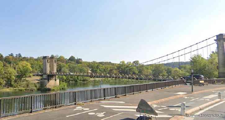 Pont de Couzon et Vernaison : un nouveau plan d'actions pour garantir la sécurité - Tonic Radio