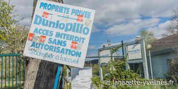 Mantes-la-Jolie - Dunlopillo : bientôt un tiers-lieu, une zone artisanale et des logements ? | La Gazette en Yvelines - La Gazette en Yvelines
