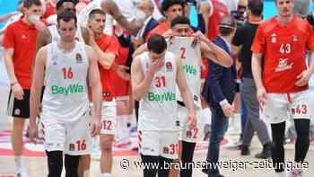 """Euroleague: Bayern-Basketballer trotz Aus stolz: """"Hut ab"""""""