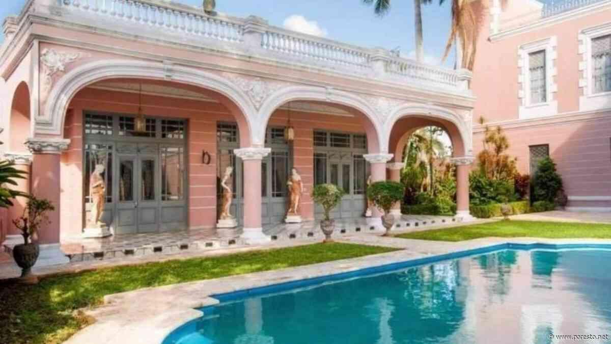 Cinco casas icónicas en Mérida que debes conocer - Por Esto