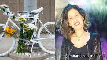 Una ghost bike per ricordare Daria Sadun, la 44enne morta a Corsico investita da una moto - La Repubblica