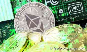 Ethereum hits new all-time high of $3,400 as price surges by 350% this year