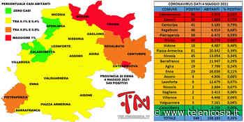 Coronavirus. In provincia di Enna il 4 maggio i soggetti positivi sfiorano i 550 - TeleNicosia