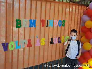 Notícias | Notícias: educacao-retorno-gradual-em-jacutinga - Jornal Bom Dia