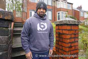 Blackburn man Aftab Hussain does mammoth running challenge for vulnerable families