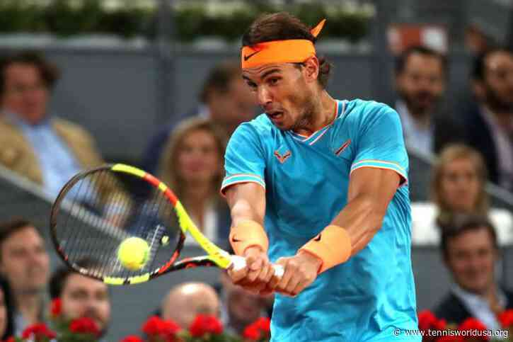 Rafael Nadal: 'The only thing that is a little bit less positive is we have...'
