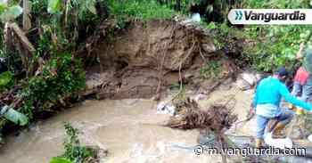 Reportan afectaciones en Rionegro por desbordamiento del río Lebrija - Vanguardia